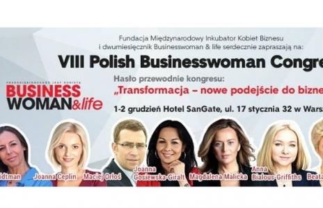 Polish Businesswomen Congress 2017 - mamy wejściówki